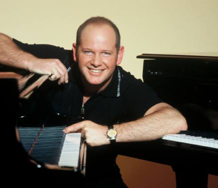 Pianist Charlie Glass